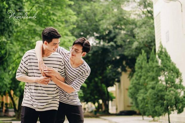 Gửi thanh xuân năm ấy: Bộ ảnh của 2 sinh viên trường Báo khiến dân mạng rung rinh vì quá dễ thương - Ảnh 7.