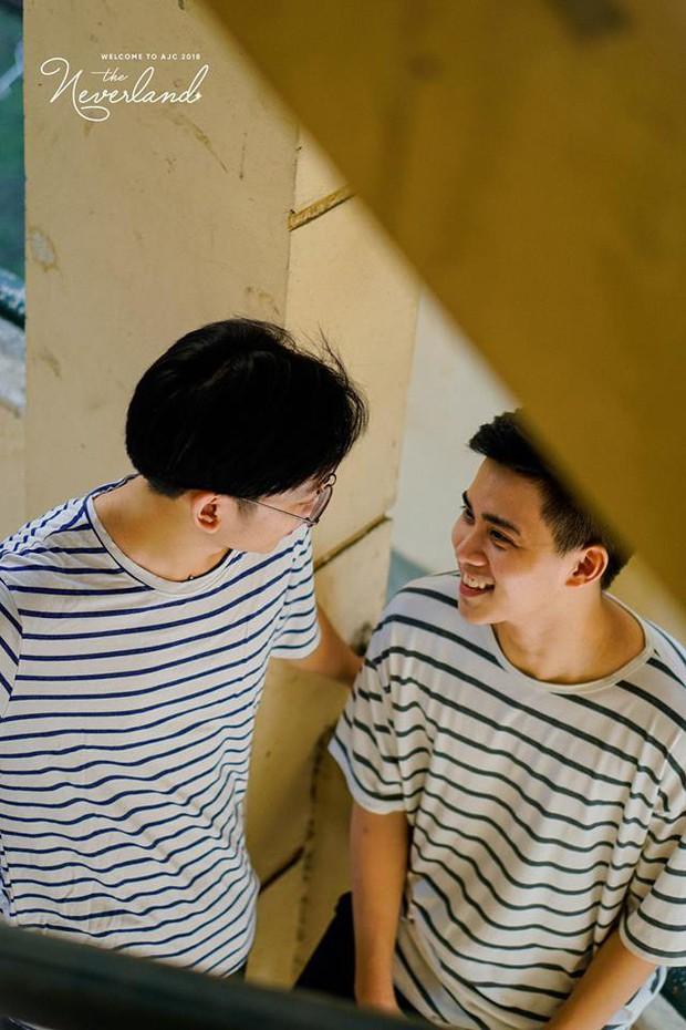 Gửi thanh xuân năm ấy: Bộ ảnh của 2 sinh viên trường Báo khiến dân mạng rung rinh vì quá dễ thương - Ảnh 10.
