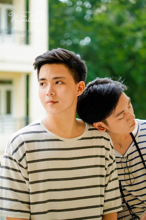 Gửi thanh xuân năm ấy: Bộ ảnh của 2 sinh viên trường Báo khiến dân mạng rung rinh vì quá dễ thương - Ảnh 9.