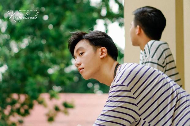 Gửi thanh xuân năm ấy: Bộ ảnh của 2 sinh viên trường Báo khiến dân mạng rung rinh vì quá dễ thương - Ảnh 14.