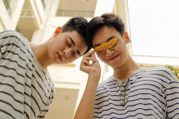 Gửi thanh xuân năm ấy: Bộ ảnh của 2 sinh viên trường Báo khiến dân mạng rung rinh vì quá dễ thương - Ảnh 13.
