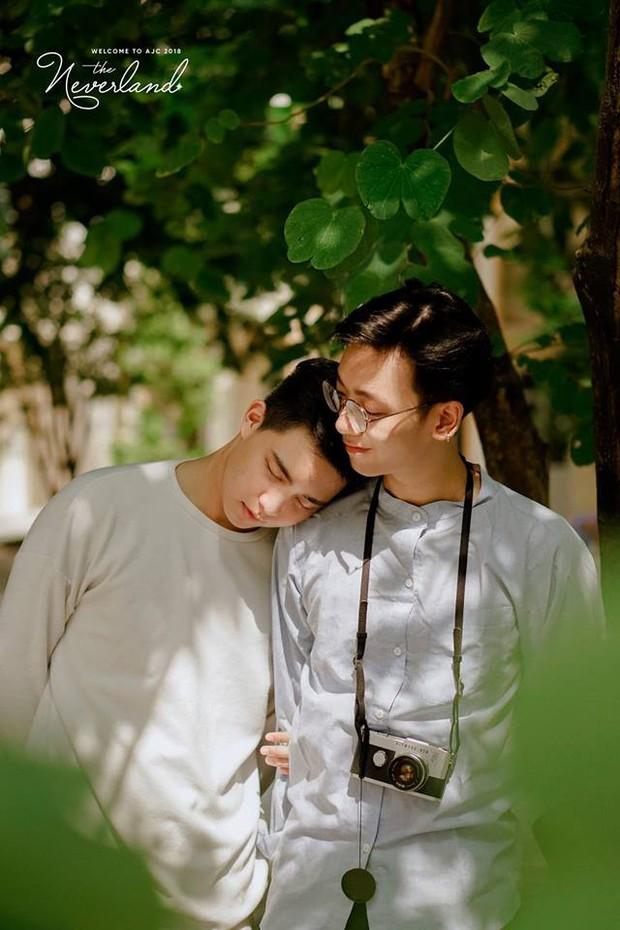 Gửi thanh xuân năm ấy: Bộ ảnh của 2 sinh viên trường Báo khiến dân mạng rung rinh vì quá dễ thương - Ảnh 12.