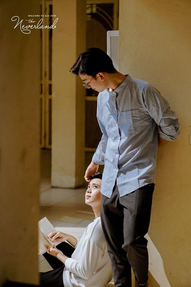 Gửi thanh xuân năm ấy: Bộ ảnh của 2 sinh viên trường Báo khiến dân mạng rung rinh vì quá dễ thương - Ảnh 11.