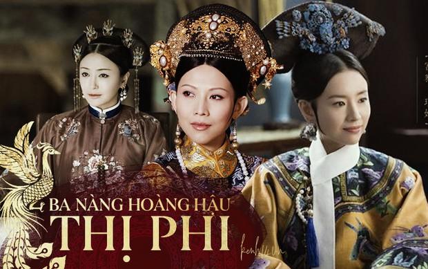 So sánh 3 Hoàng hậu quyền lực nhất Cbiz: Nhan sắc một chín một mười, nhưng đời tư scandal nhất thuộc về gương mặt trong sáng này - Ảnh 1.