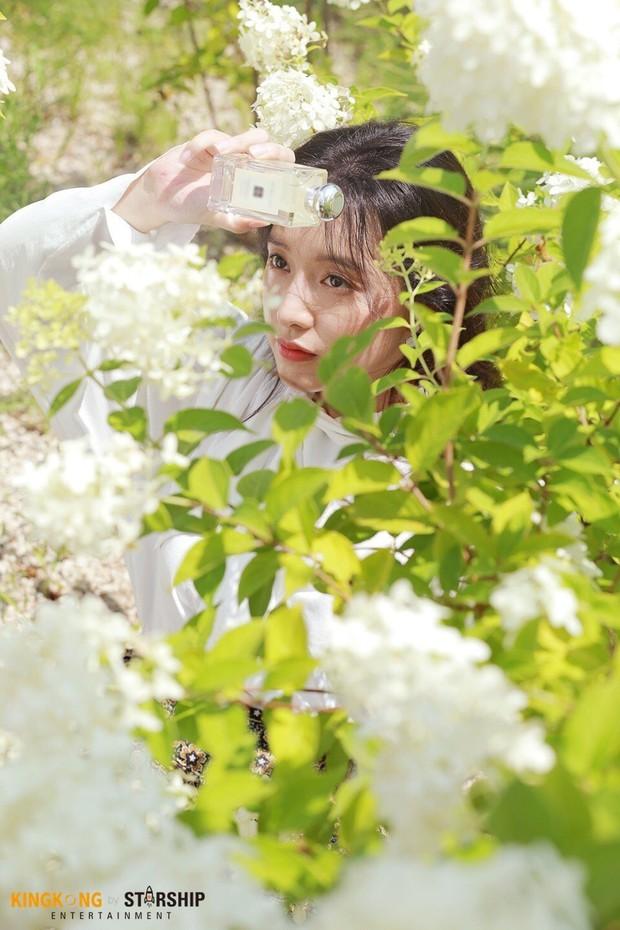Náo loạn trước bộ ảnh hậu trường của mỹ nhân Hậu duệ mặt trời Kim Ji Won: Khi nhan sắc vượt cả chuẩn nữ thần - Ảnh 5.