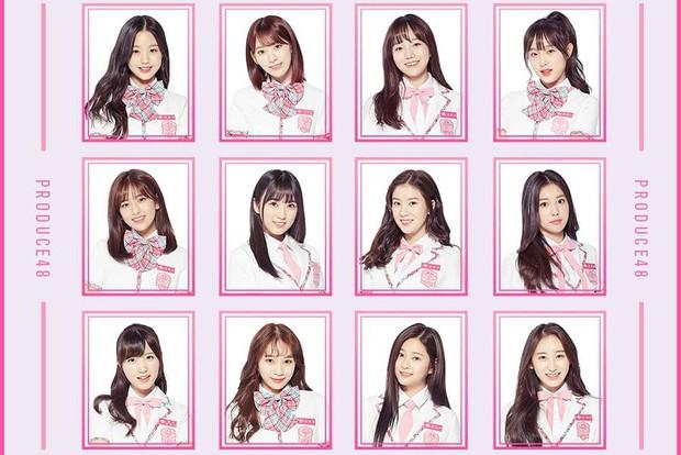 Nhóm nữ Produce 48 xác nhận ngày debut, nhiều khả năng chịu cảnh gà nhà đá nhau với đàn anh Wanna One - Ảnh 1.