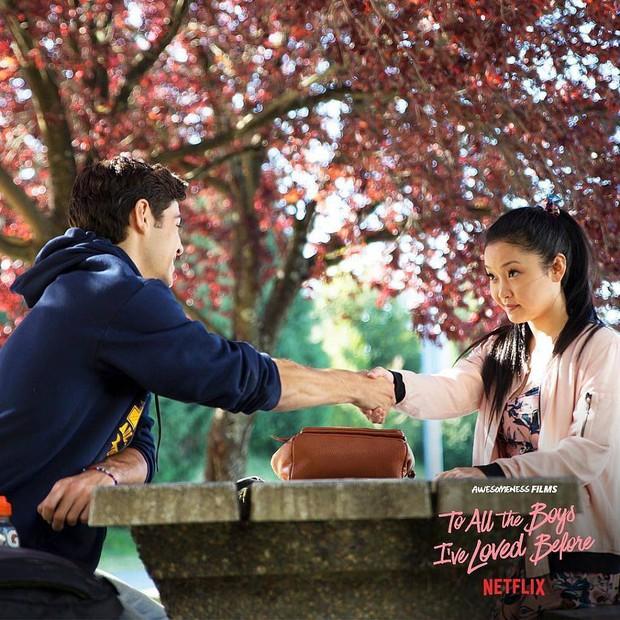 Là chuyện tình teen Mỹ nhưng To All The Boys Ive Loved Before cực giống phim Hàn ở điểm này - Ảnh 3.