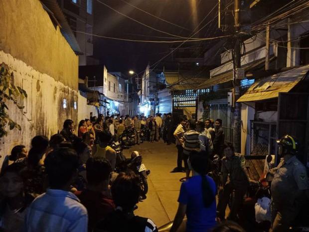 Bắt hai đối tượng giết người phụ nữ, cướp tài sản ở Sài Gòn - Ảnh 1.