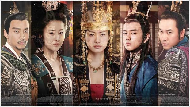 Đâu chỉ Trung Quốc, xứ Hàn cũng có 5 bộ phim cung đấu đã xem là không dứt ra được! - Ảnh 3.