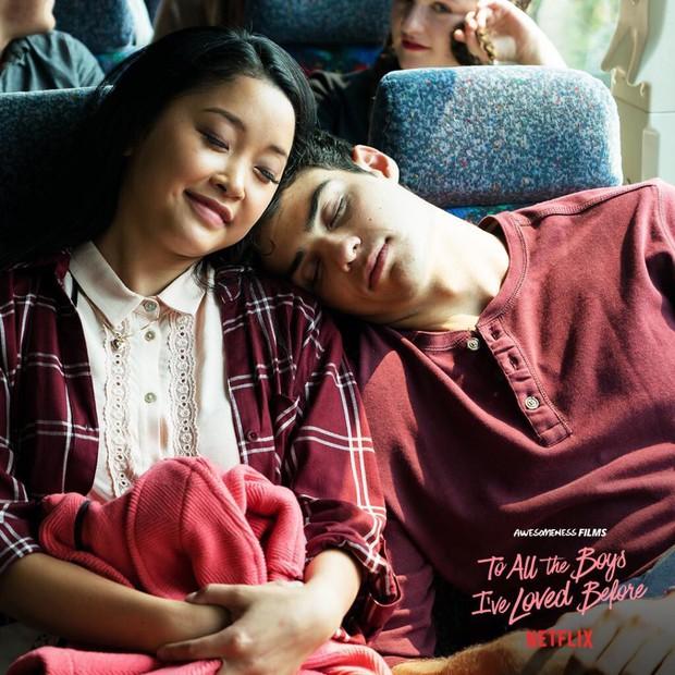 Là chuyện tình teen Mỹ nhưng To All The Boys Ive Loved Before cực giống phim Hàn ở điểm này - Ảnh 7.
