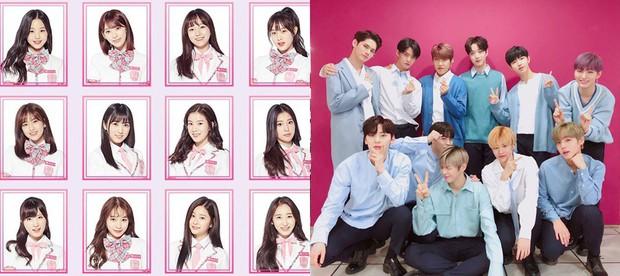 Nhóm nữ Produce 48 xác nhận ngày debut, nhiều khả năng chịu cảnh gà nhà đá nhau với đàn anh Wanna One - Ảnh 3.