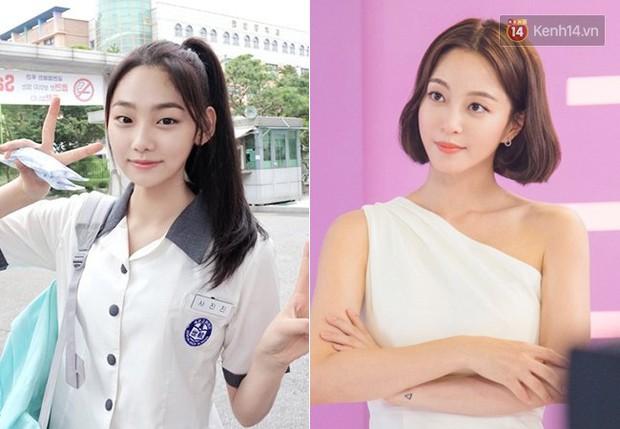 6 cặp diễn viên Hàn và phiên bản nhí trong phim trông khác xa nhau: Sai nhất là cặp số 5 - Ảnh 3.