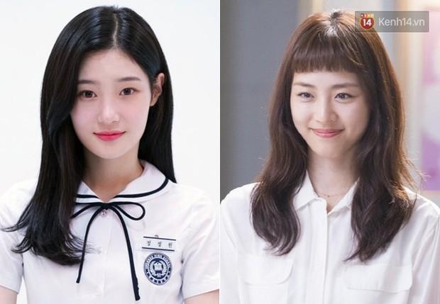 6 cặp diễn viên Hàn và phiên bản nhí trong phim trông khác xa nhau: Sai nhất là cặp số 5 - Ảnh 5.