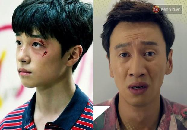 6 cặp diễn viên Hàn và phiên bản nhí trong phim trông khác xa nhau: Sai nhất là cặp số 5 - Ảnh 14.