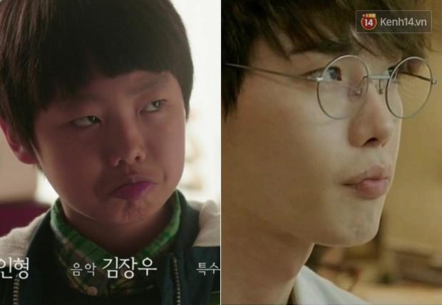 6 cặp diễn viên Hàn và phiên bản nhí trong phim trông khác xa nhau: Sai nhất là cặp số 5 - Ảnh 11.