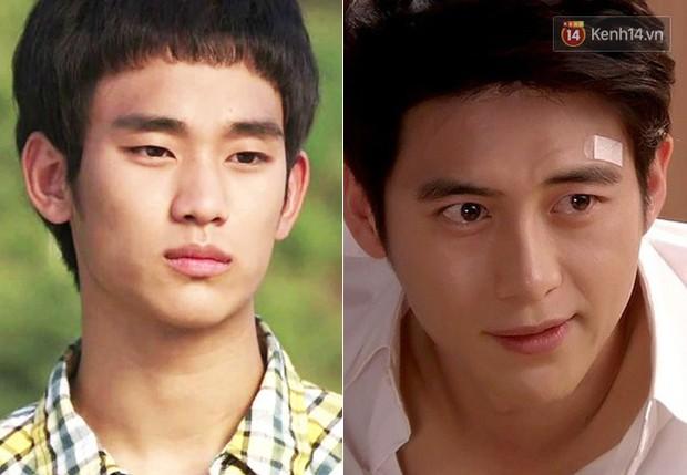 6 cặp diễn viên Hàn và phiên bản nhí trong phim trông khác xa nhau: Sai nhất là cặp số 5 - Ảnh 6.