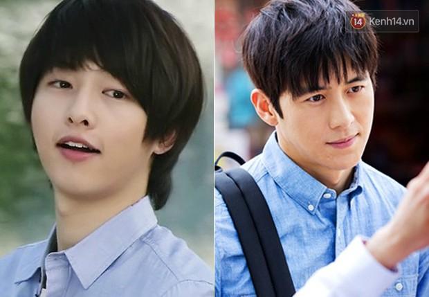 6 cặp diễn viên Hàn và phiên bản nhí trong phim trông khác xa nhau: Sai nhất là cặp số 5 - Ảnh 8.