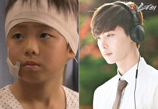 6 cặp diễn viên Hàn và phiên bản nhí trong phim trông khác xa nhau: Sai nhất là cặp số 5 - Ảnh 9.