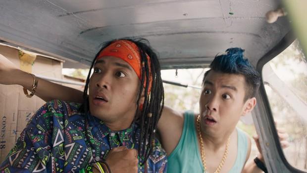 Có thể nói, Ngọc Trai và Hoàng Phi là 2 chàng trai chuyên trị vai phụ vừa lầy vừa duyên nhất màn ảnh Việt - Ảnh 6.
