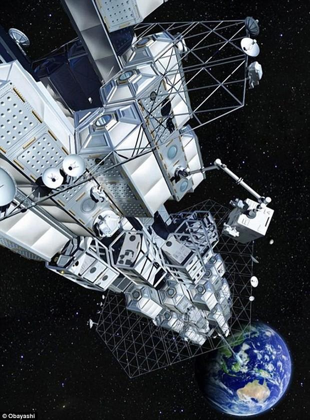 Kế hoạch thử nghiệm thang máy một bước lên vũ trụ - khoa học Nhật Bản chứng minh mọi chuyện đều có thể xảy ra - Ảnh 2.