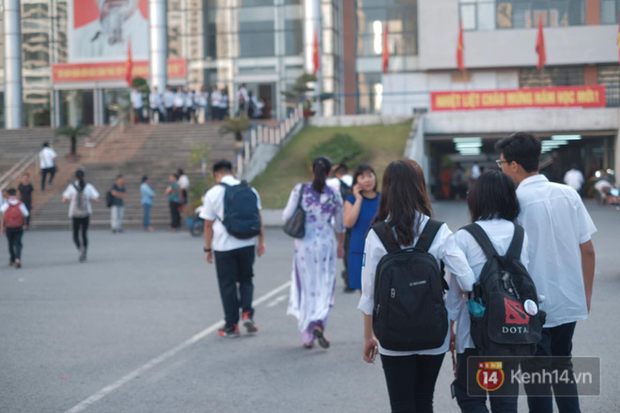 Toàn cảnh lễ khai giảng của 22 triệu học sinh trên toàn quốc - Ảnh 19.