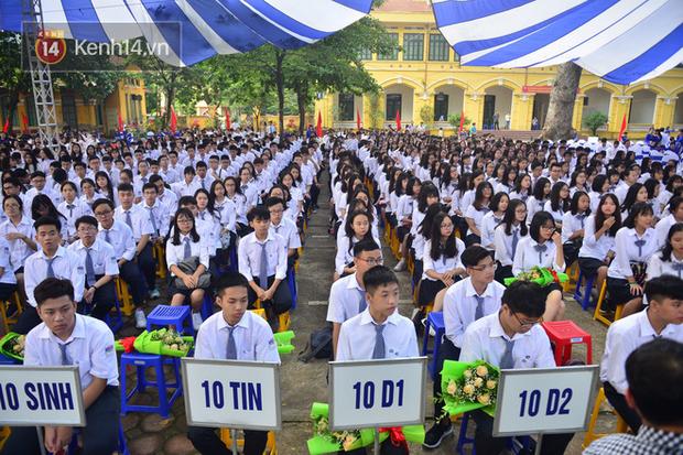 Toàn cảnh lễ khai giảng của 22 triệu học sinh trên toàn quốc - Ảnh 35.