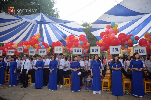Toàn cảnh lễ khai giảng của 22 triệu học sinh trên toàn quốc - Ảnh 33.