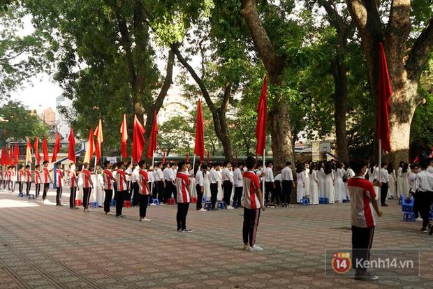 Toàn cảnh lễ khai giảng của 22 triệu học sinh trên toàn quốc - Ảnh 14.