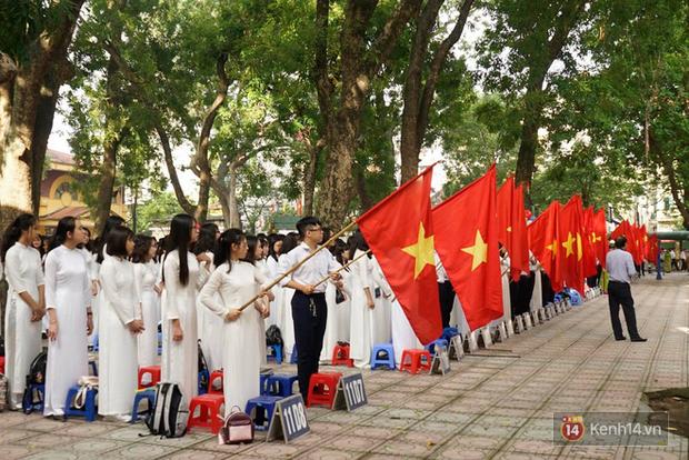 Toàn cảnh lễ khai giảng của 22 triệu học sinh trên toàn quốc - Ảnh 11.