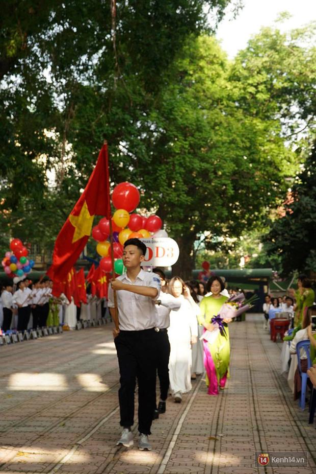 Toàn cảnh lễ khai giảng của 22 triệu học sinh trên toàn quốc - Ảnh 13.