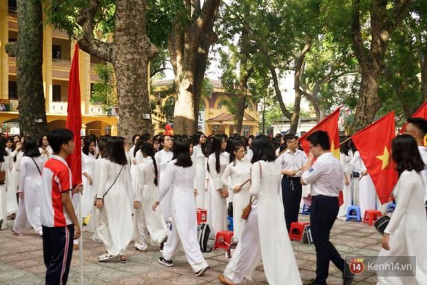 Toàn cảnh lễ khai giảng của 22 triệu học sinh trên toàn quốc - Ảnh 10.