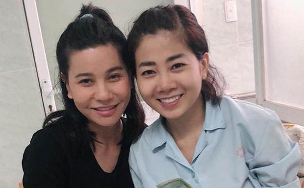 Sau quá trình xạ trị đạt tiến triển khả quan, diễn viên Mai Phương sắp được xuất viện - Ảnh 2.