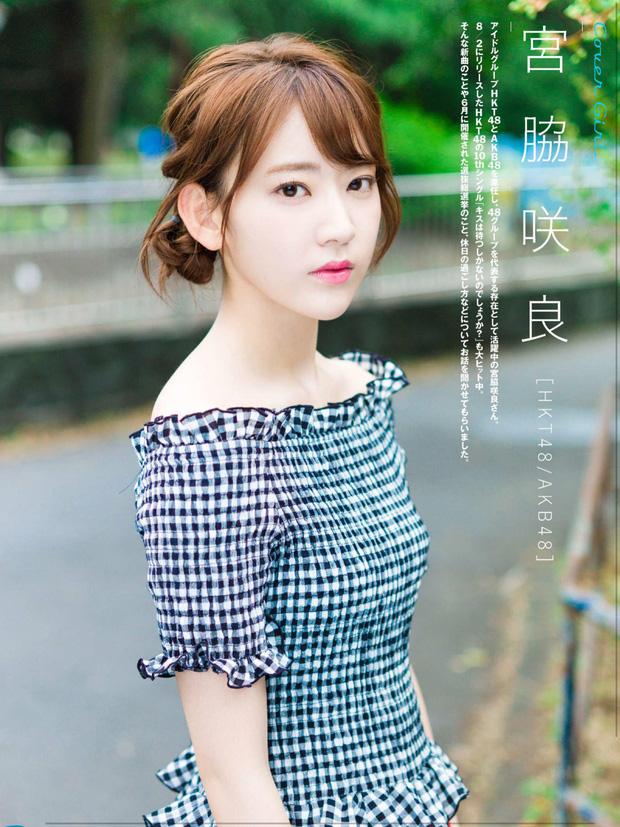 Nhóm nữ tân binh chiến thắng Produce 48: Một rừng mỹ nhân Hàn-Nhật là niềm hi vọng của nhan sắc Kpop thế hệ mới - Ảnh 6.