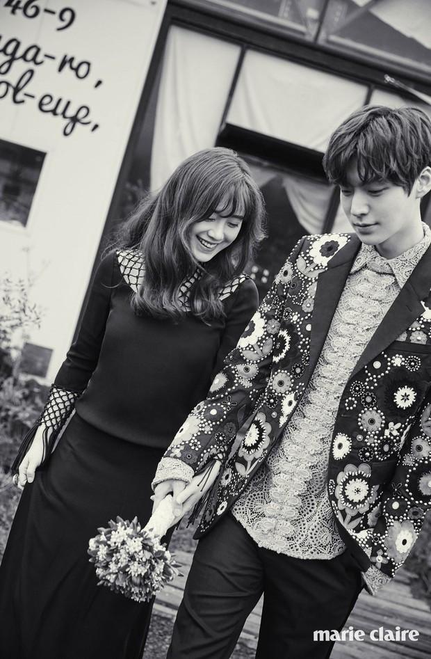 5 cặp đôi màn ảnh Hàn khiến công chúng ngỡ ngàng nhất khi xác nhận hẹn hò - Ảnh 4.