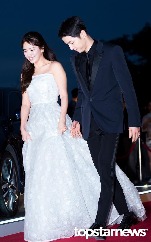 5 cặp đôi màn ảnh Hàn khiến công chúng ngỡ ngàng nhất khi xác nhận hẹn hò - Ảnh 8.