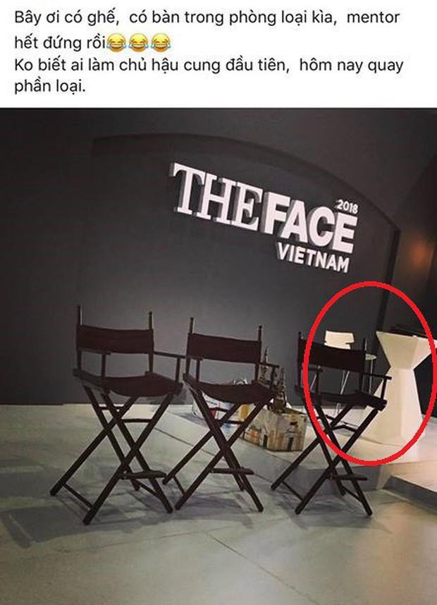 Ơn giời, HLV The Face Vietnam không phải đứng mỏi chân trong phòng loại nữa rồi! - Ảnh 3.