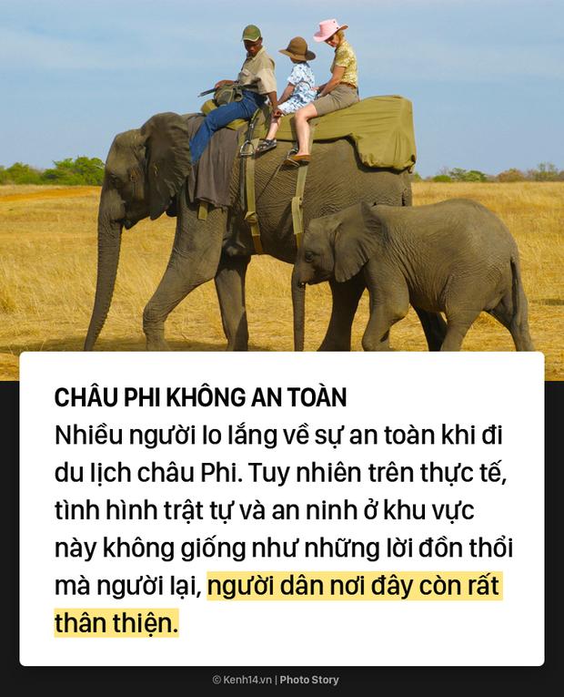 Ai cũng biết đến châu Phi nhưng có thể họ không biết 7 sự thật bất ngờ về châu lục này - Ảnh 6.