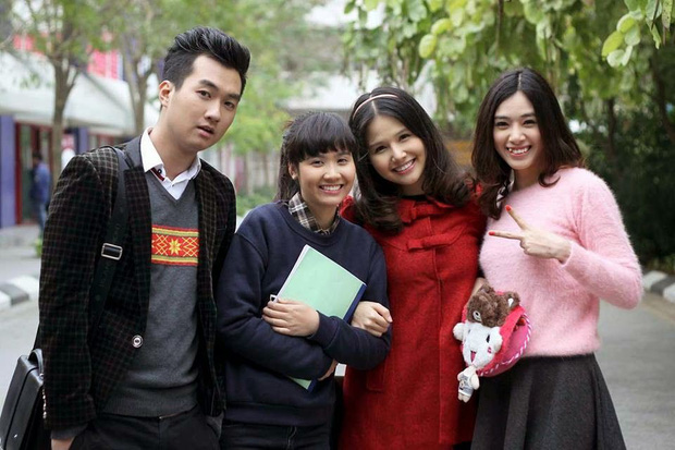 Phanh Lee của Yêu Thì Ghét Thôi: Từ một sinh viên khoa mỹ thuật trở thành nữ diễn viên được chú ý - Ảnh 4.