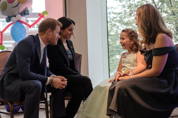 Hoàng tử Harry tiết lộ sở thích chung đáng yêu của mình với Hoàng tử bé George - Ảnh 1.