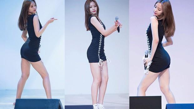 Với vòng eo đẹp siêu thực, mỹ nhân Black Pink này có lẽ sắp soán được ngôi vị body huyền thoại của Naeun - Ảnh 10.