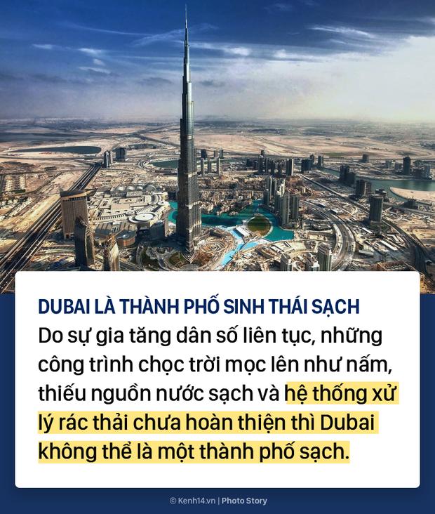Dubai tráng lệ nổi tiếng là vậy nhưng liệu bạn đã biết về 7 sự thật này? - Ảnh 11.