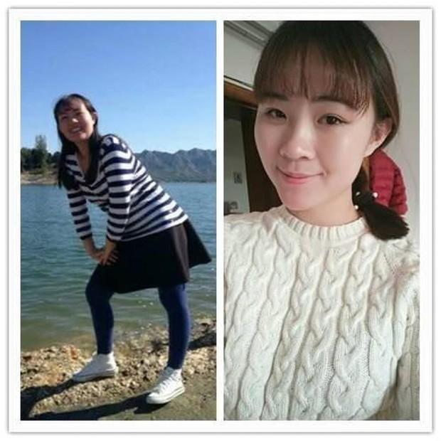 Cô gái người Trung Quốc từng nặng 61kg đã đánh bay 13kg dư thừa nhờ 2 bí quyết mà ai cũng có thể làm được - Ảnh 1.