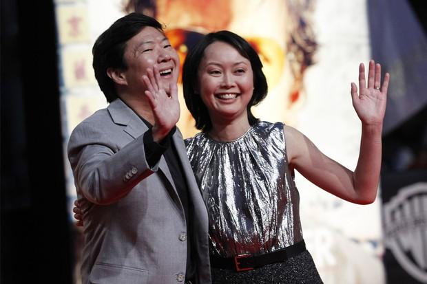 Dàn sao Con nhà siêu giàu châu Á: Toàn nhân vật quyền lực xuất thân bất ngờ, người cuối đặc biệt gây xúc động - Ảnh 25.
