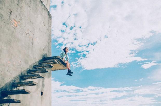 Dân tình đổ xô tới chụp ảnh sống ảo ở nấc thang lên thiên đường chỉ cách Đà Nẵng 30 phút chạy xe - Ảnh 3.
