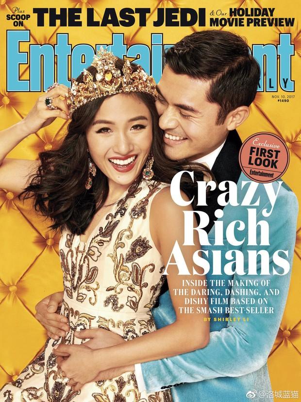 Dàn sao Con nhà siêu giàu châu Á: Toàn nhân vật quyền lực xuất thân bất ngờ, người cuối đặc biệt gây xúc động - Ảnh 1.