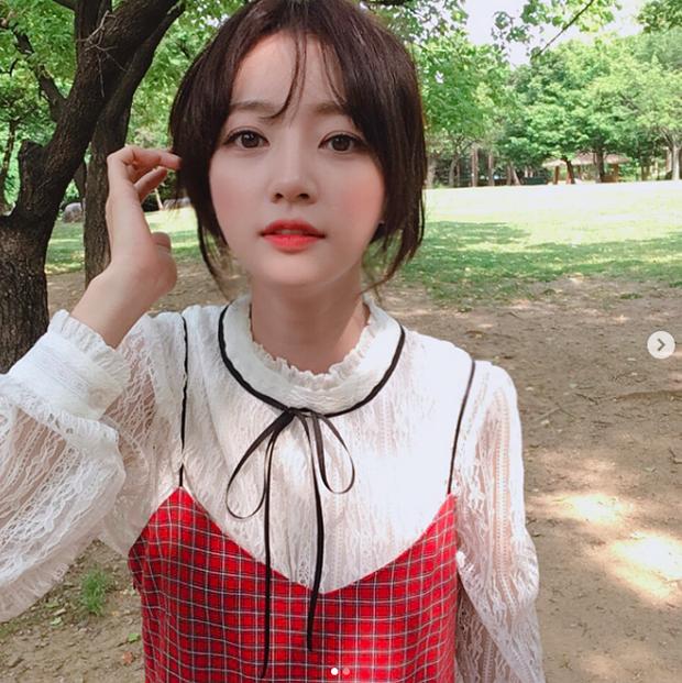 Hậu vai nữ phụ Đời Tôi Hạng Bét, Song Ha Yoon lên đời nhan sắc khiến fan bất ngờ - Ảnh 14.