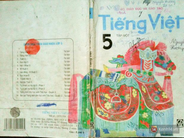 Những bài Tập Đọc thời Tiểu học của thế hệ 8x, 9x: Cả tuổi thơ ùa về trong từng trang sách - Ảnh 1.