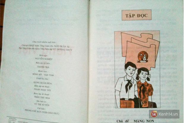 Những bài Tập Đọc thời Tiểu học của thế hệ 8x, 9x: Cả tuổi thơ ùa về trong từng trang sách - Ảnh 3.