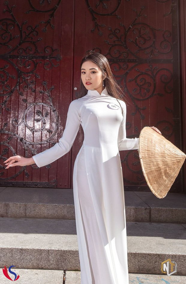 Ngắm dàn thí sinh của cuộc thi Hoa khôi du học sinh tại Úc: Con gái Việt dù ở bất cứ đâu, cứ diện áo dài là xinh! - Ảnh 8.
