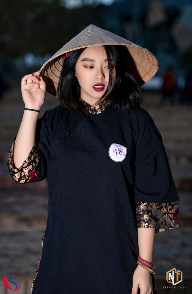 Ngắm dàn thí sinh của cuộc thi Hoa khôi du học sinh tại Úc: Con gái Việt dù ở bất cứ đâu, cứ diện áo dài là xinh! - Ảnh 10.